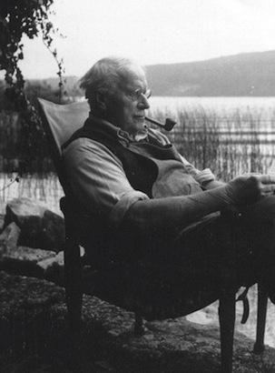 Jung au lac